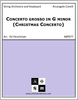 Concerto grosso in G minor (Christmas Concerto)